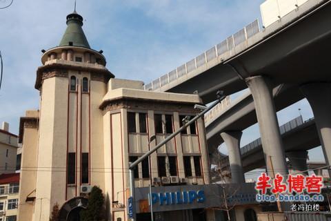 青岛著名街景建筑-青岛西海岸新闻网