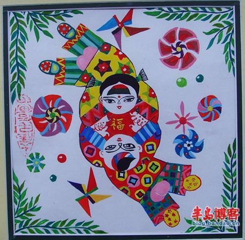 黄岛年画展新颜 -青岛西海岸新闻网