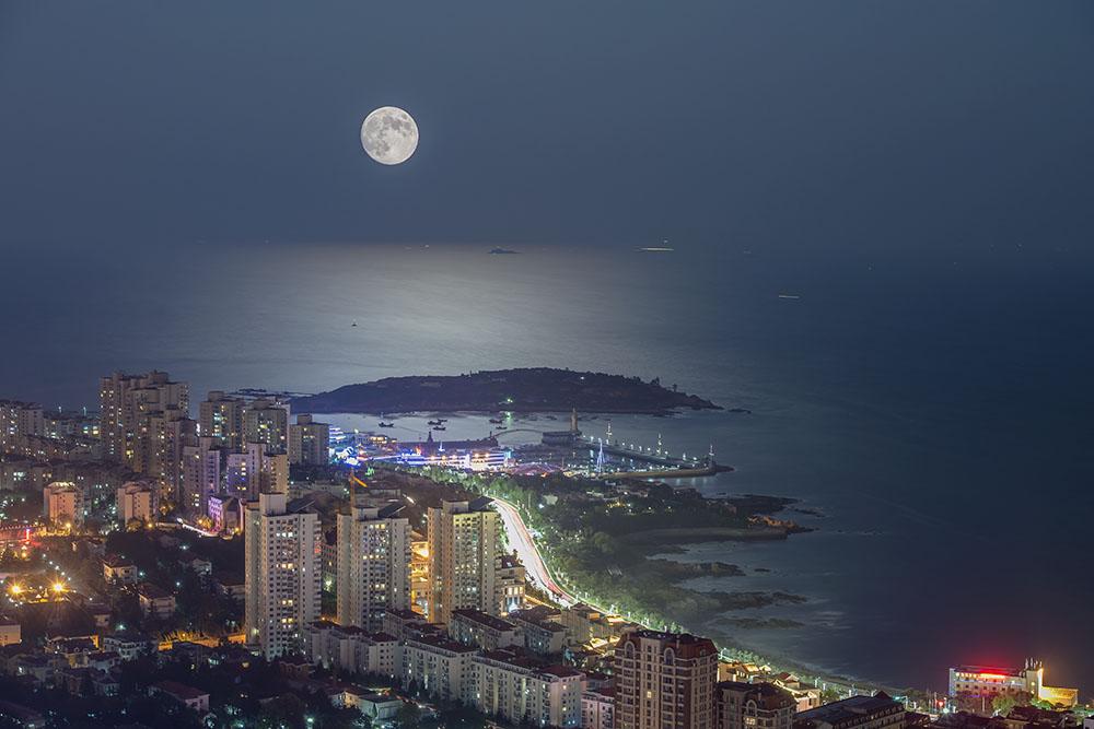 青岛十五的月亮-青岛西海岸新闻网