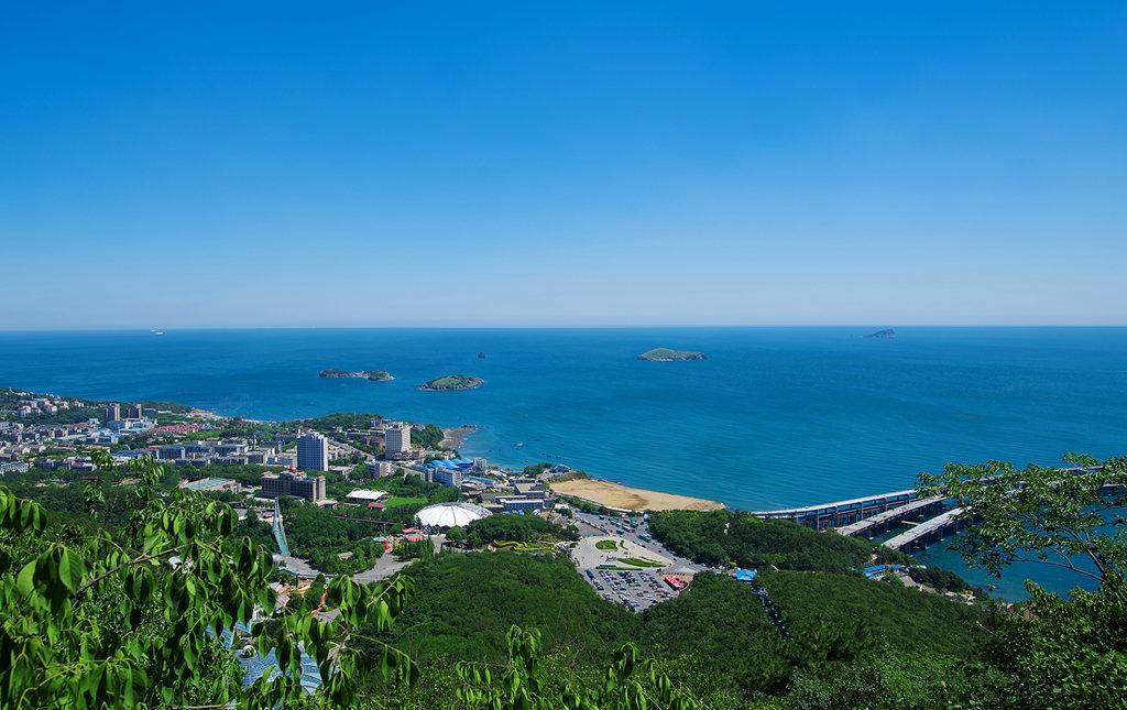 碧海蓝天-青岛西海岸新闻网