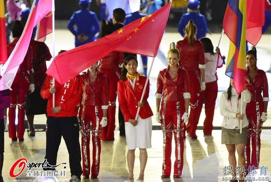 值得一提的是除中国代表团外,英国,澳大利亚,库克群岛,瑞典和丹麦代表