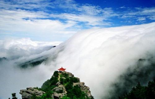 踏寻古诗中的山水风景 循着诗人的脚步去旅行