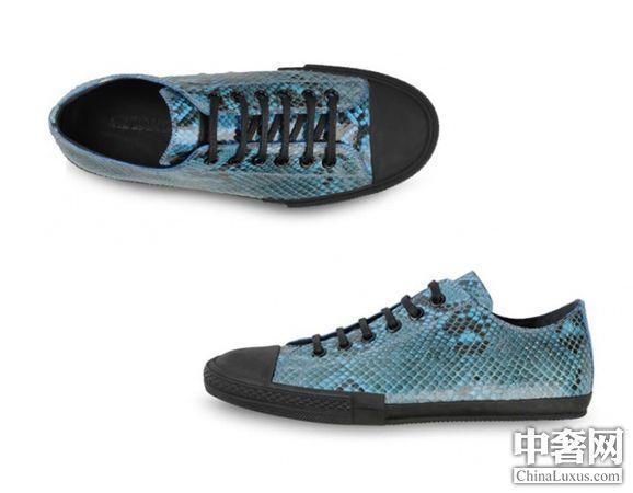 """吉尔·桑达(jil sander)""""python(蟒蛇)""""慢跑鞋"""