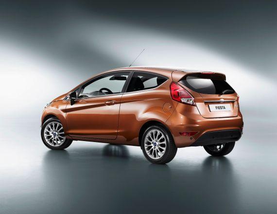 福特全新嘉年华全球首发 将搭载1.0t发动机