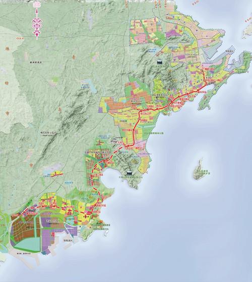黄岛新区轨道交通网年内开建