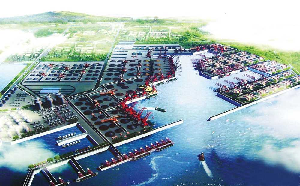 —青岛白沙湾保障性住房集中建设项目在城阳区开工建设,全部建成