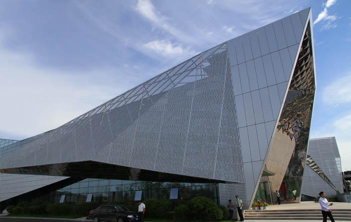 到展览馆看未来西海岸-青岛西海岸新闻网