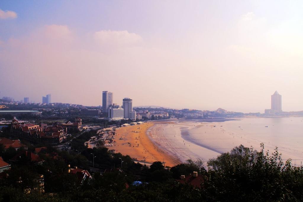 美丽海滨-青岛-青岛西海岸新闻网