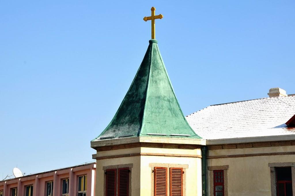 青岛三大教堂-青岛西海岸新闻网