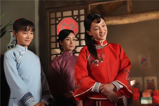 红高粱 开播 演员杨梅 被郑晓龙 榨干 能量图片