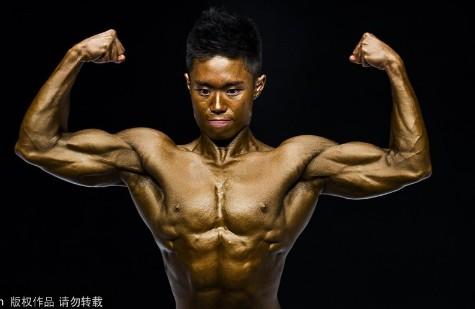 2013香港健身健美大赛-青岛西海岸新闻网