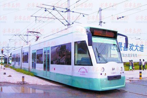 青岛首条有轨电车线投资10亿 年底城阳开建