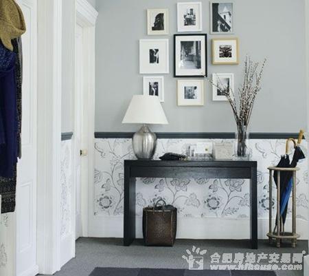 适合挂在鞋柜墙面的欧式装饰画