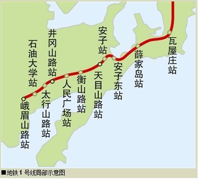 地铁1号线区间盾构机昨开掘-青岛西海岸新闻网