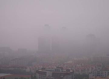 大雾笼罩前海如仙境 未来三天仍将持续