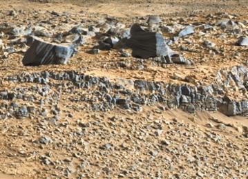 火星古湖泊再现微生物存活迹象