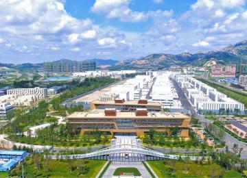 山东省首家影视局在青岛西海岸新区揭牌