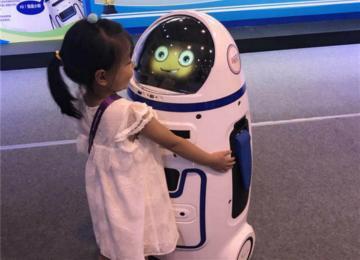 """2018中国电博会开幕 现场体验最新""""黑科技"""""""
