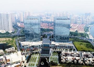 新区崛起绿色金融高地