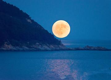 月是故乡明 青岛中秋美月图合集送给你