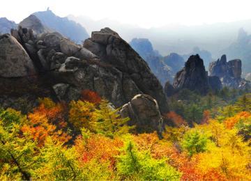 """崂山发送旅游""""大礼包"""" 半价游巨峰和石老人观光园"""