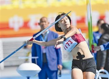青岛健儿省运会上再摘多枚金牌