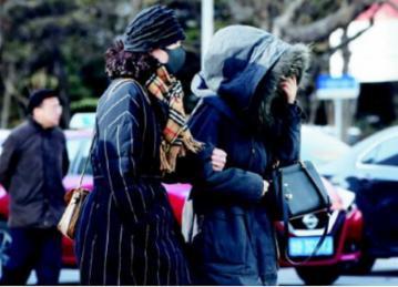 再挨一天冻!18日白天青岛全市最高气温将达7℃