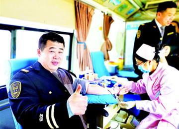 交运集团组织无偿献血 用爱心为生命加油