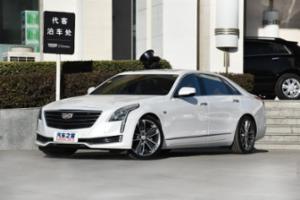 凯迪拉克CT6促销优惠3万 可试乘试驾