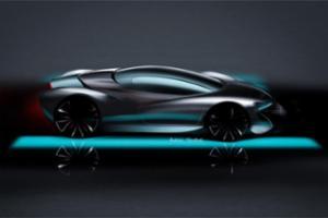 蔚来汽车首款纯电动超跑11月21日将发布