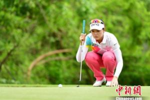 厦门国际公开赛首轮中国球员石昱婷65杆单独领先