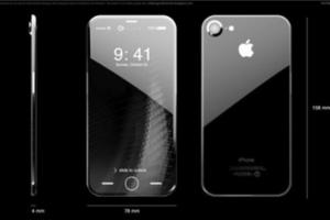 传苹果iPhone8搭OLED曲面屏:三星独供