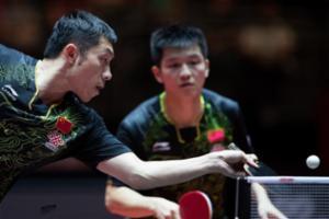 16时直播世乒赛第四比赛日 男双上演中国德比战