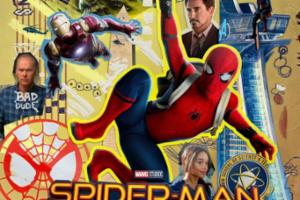 钢铁侠助力小蜘蛛斗秃鹫 《蜘蛛侠》曝IMAX海报