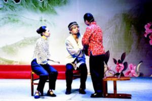 """师生演绎红色歌剧精彩党课""""活""""起来"""