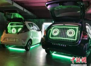 """上海""""共享汽车""""成长迅速 """"无人驾驶""""或成下个风口"""