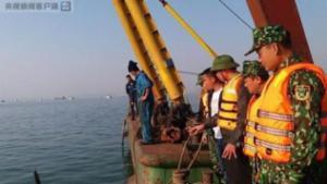 越南一驳船与一艘游船相撞 船上31名中国游客获救