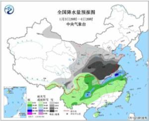 大范围雨雪将席卷中东部 局地雪量或超历史同期极值