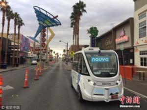 交通部:正编制无人驾驶技术规划 建设测试基地