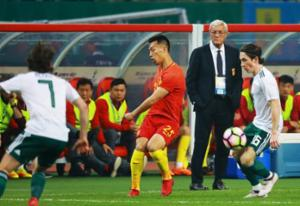 中国杯-贝尔帽子戏法于汉超中柱  国足0-6不敌威尔士