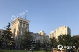 北京本周云淡风轻雨水少 高颜值天空将持续在线