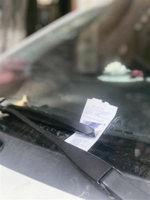下月起,扫二维码交停车费