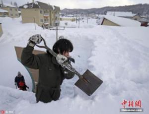 """日本迎罕见""""暖秋"""" 北海道打破132年最迟初雪纪录"""