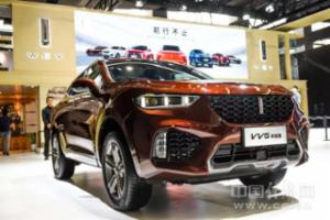 WEY VV5终结版耀目亮相广州车展 聚焦年轻豪华新趋势