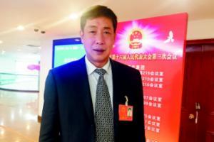 市人大代表李巍、李桂村:加强农田水利建设