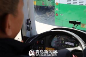 """气温回升公交车""""保姆""""上线 预防驾驶员""""春困"""""""