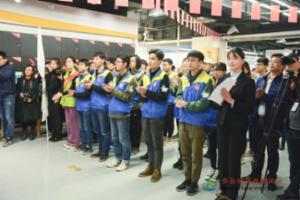 """""""河小青""""青年志愿者服务队成立仪式暨 《我的水世界》第二届水环境主题公益摄影展"""