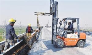 最新进展!潍莱高铁平度段年内完成线下工程