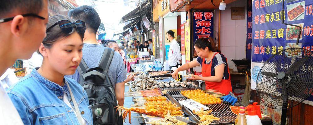夏日青岛的新晋人气小吃 你吃过几种?