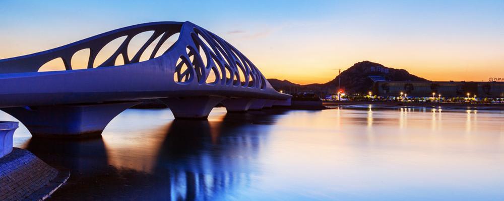 新地标珊瑚贝桥